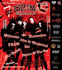 Grim-Grim Gothic Metal Party