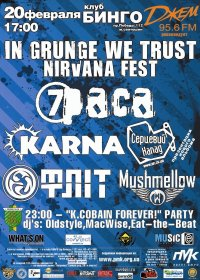 InGrungeWeTrust / NirvanaFest
