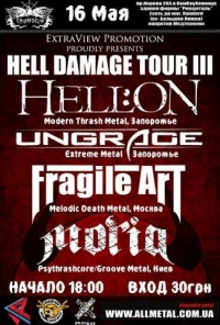 Hell Damage Tour III