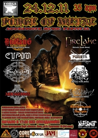 FORGE OF METAL (Aggressive Music Festival)